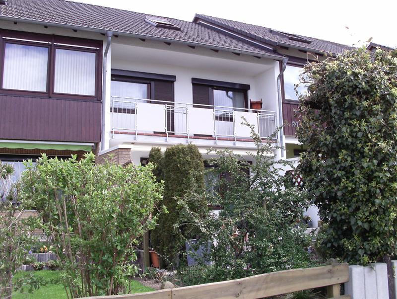 Metallgeländer Braunschweig Geländer Balkon Haus