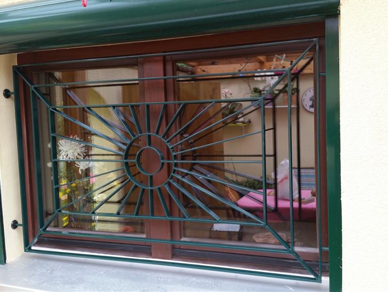 Einbruchschutz Braunschweig Fenstergitter