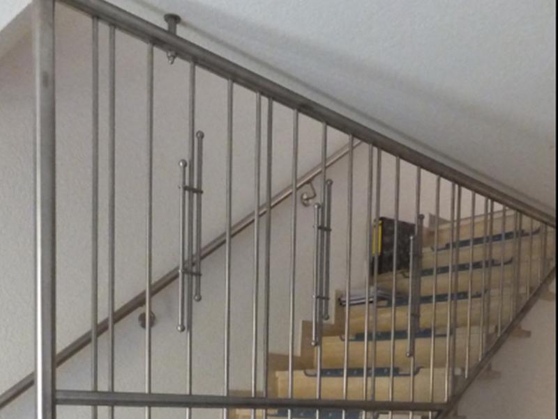Metallgeländer Braunschweig Geländer Treppe Haus
