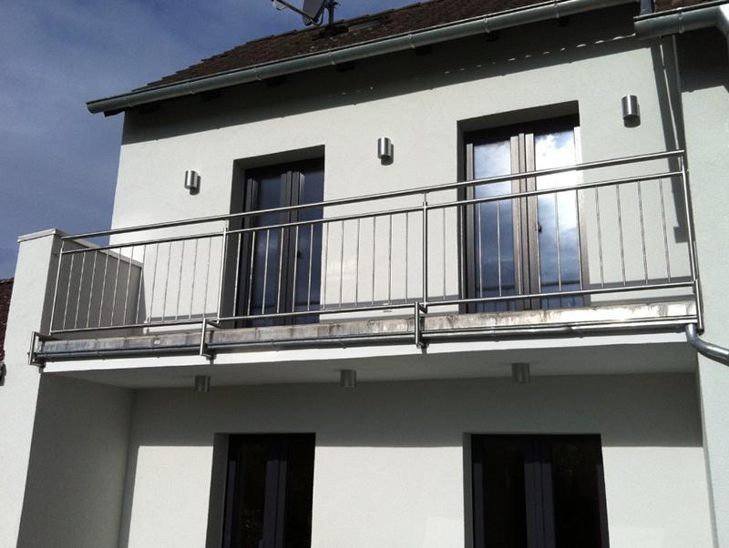 Metallgeländer Braunschweig Geländer Fenster Balkon
